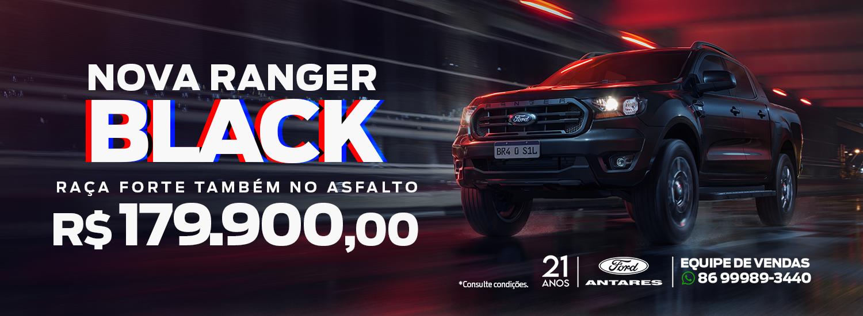 Ranger Black Abril