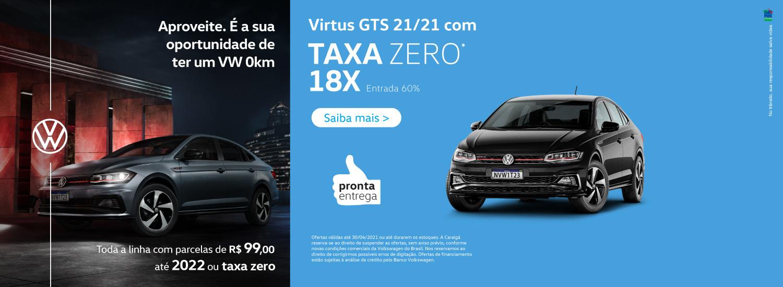 Virtus GTS - Abril