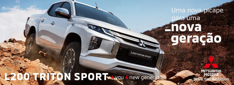 L200 Triton Sport New Generation