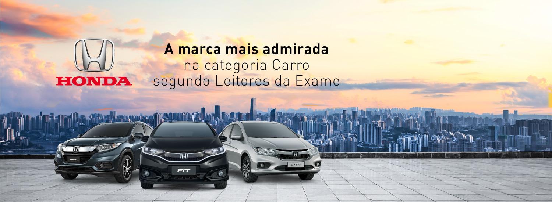 Premiação Honda