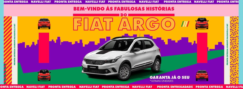 Fiat Argo Pronta Entrega