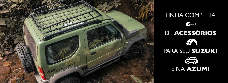Acessórios Originais Suzuki