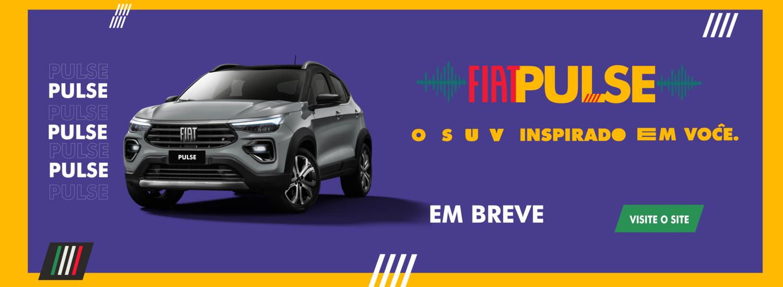 FIAT PULSE NOVO SUV