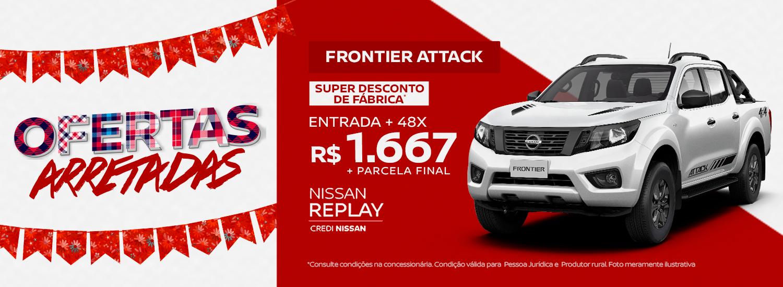 São João Nissan - Frontier Attack