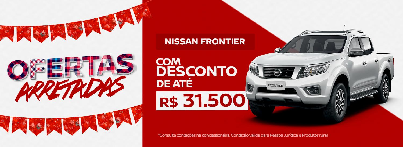 São João Nissan - Frontier