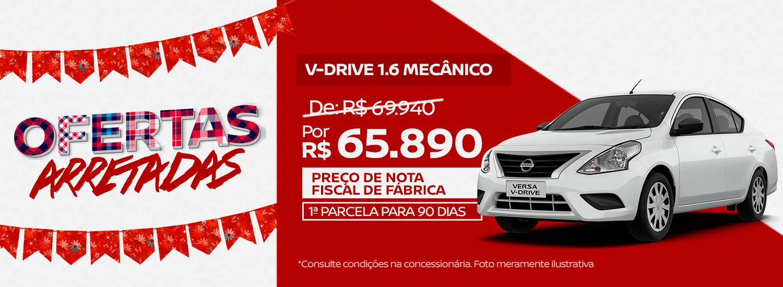 São João Nissan - Versa V-drive