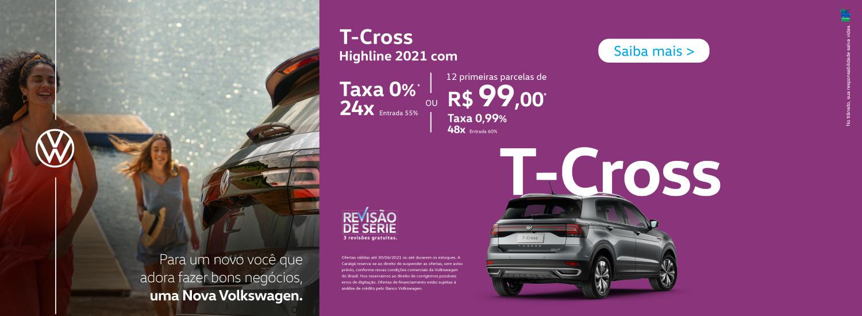 T-Cross - Junho