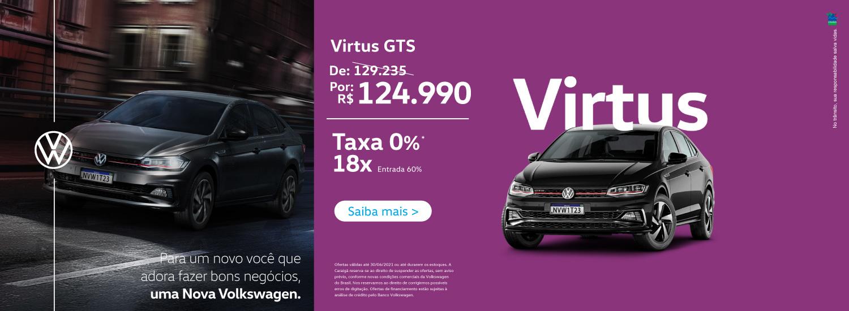 Virtus GTS - Junho