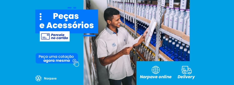 NORPAVE NOVOS // BANNER PEÇAS JULHO