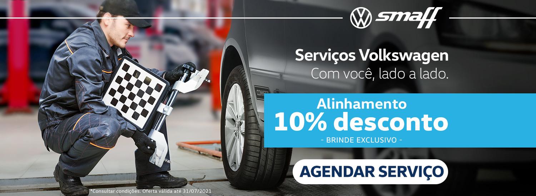 Sua Oficina Volks em Brasília!