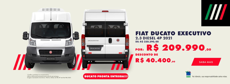 Fiat Ducato - Pronta Entrega