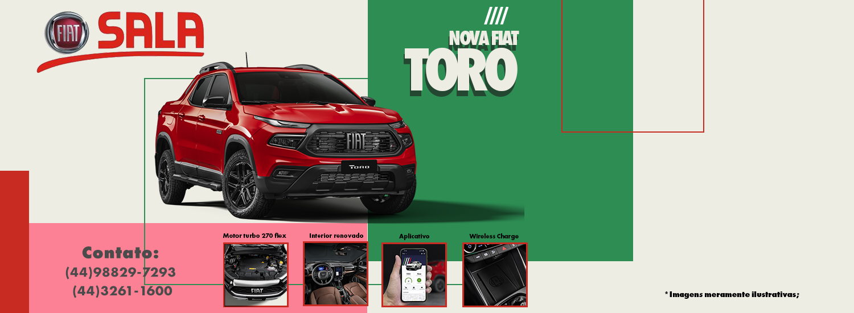 Nova Toro genérico 16.07