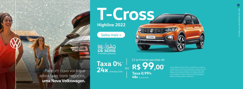 T-Cross - Julho