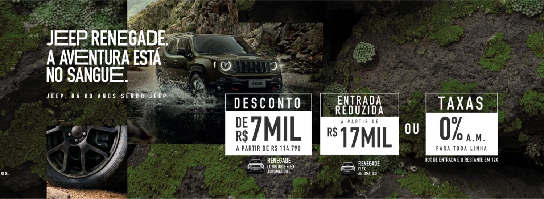 Jeep Renegade - Ofertas