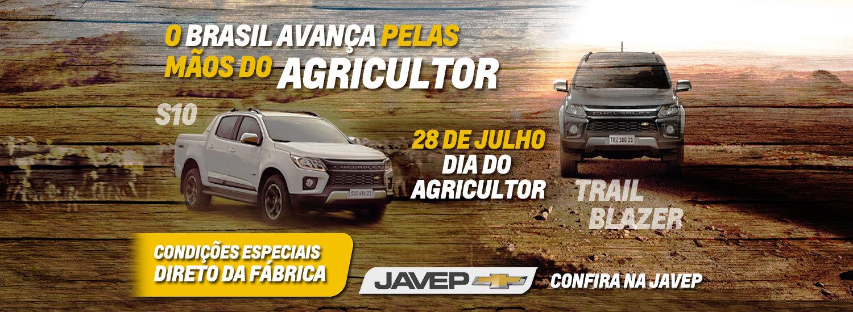 Dia do Agricultor 28 de julho de 2021
