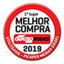 Melhor compra 2019 - Categoria Utilitários - Picapes Médias Diesel