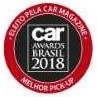 Car Awards Brasil 2018
