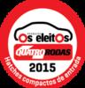 Guia Quatro Rodas - Hatches Compactos de entrada 2015