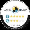 5 estrelas no LatinNCAP 2018