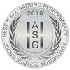 Best 5 All-Around Performance award 2018