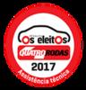 Os Eleitos Quatro Rodas - Vencedor da categoria Assistência Técnica