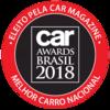 Melhor carro nacional 2018