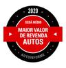 Maior Valor de Revenda 2020