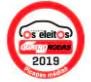 Os Eleitos 2019 - Picapes Médias