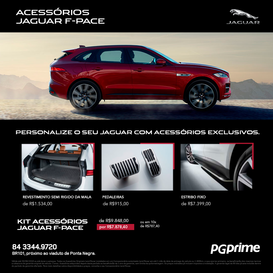 Kit Jaguar F-Pace