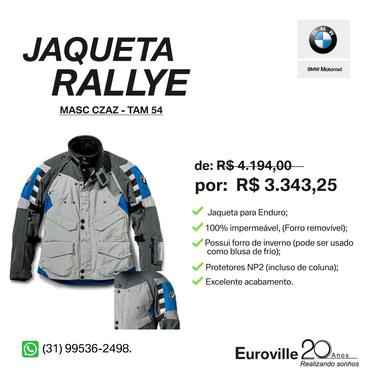 Model main comprar jaqueta rallye suit cinza 54 6b32002936