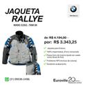 JAQUETA RALLYE SUIT CINZA - 56