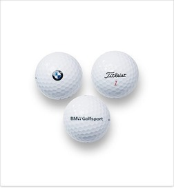 Jg de 3 Bolas de Golf