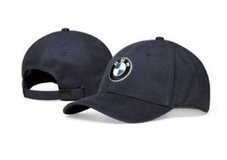 Boné logo BMW