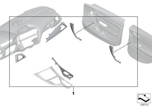 Model main comprar guarnicoes interiores serie 1 d8cc737bdd
