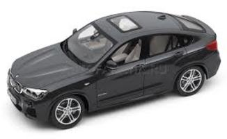 MINIATURA BMW X4 1:18
