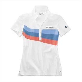 Camisa Polo BMW Motor Sport, feminino