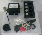 Sensor Embutido, estacionamento - L200 Triton Sport