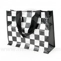 SACOLA CHEQUERED SHOPPER