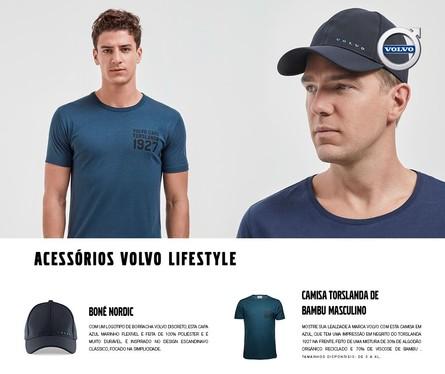 galeria Camisa e Boné Lifestyle