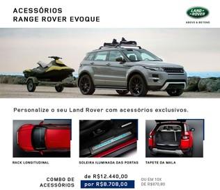 Combo Range Rover Evoque