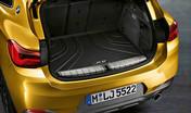 Tapete de porta mala BMW X2