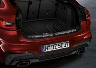 Tapete de porta mala BMW X4