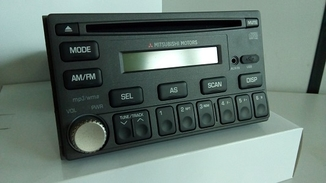 AUTO RADIO, CD PLAYER DUPLO