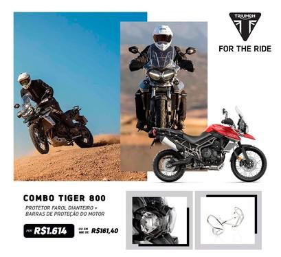 galeria COMBO TIGER 800