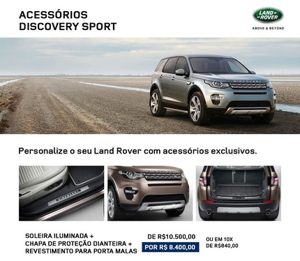 galeria Combo Discovery Sport