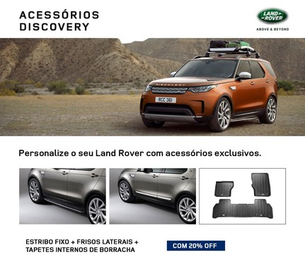 galeria Combo Discovery