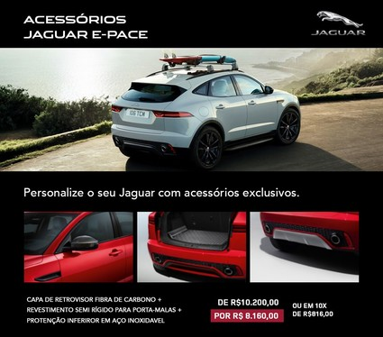 Conjunto Jaguar E-Pace