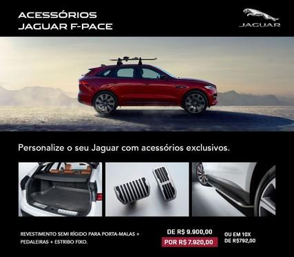 Conjunto Jaguar F-Pace