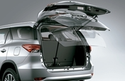 Sensor de abertura do porta-malas