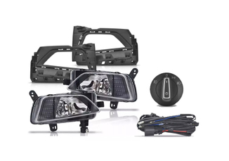 Kit Farol de Neblina Polo/Virtus original